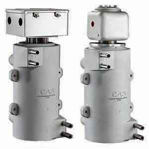 CAST X 4000 Circulation Heaters For Natural Gas Heating From Cast Aluminum Solutions
