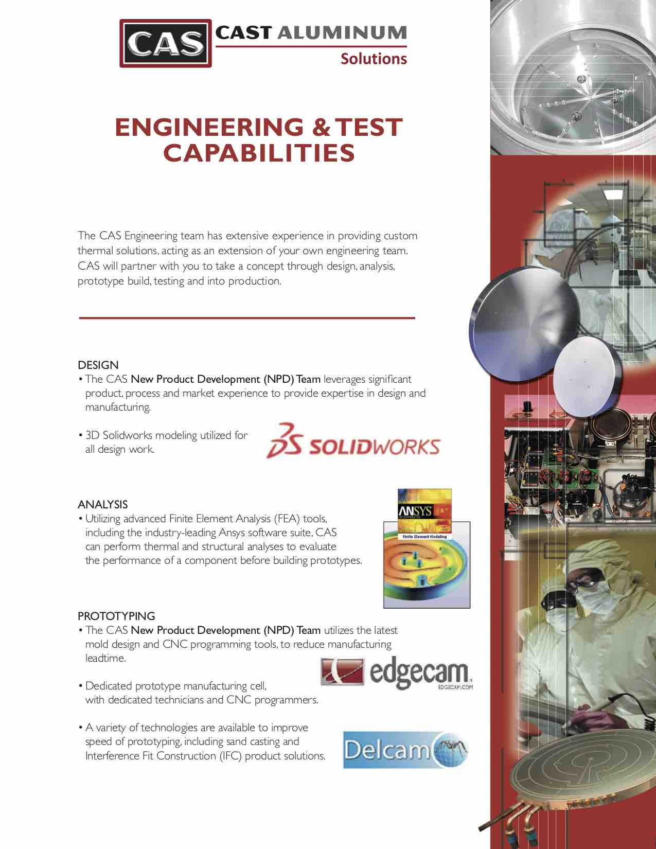 Engineering Capabilities Cast Aluminum Solutions (dragged)