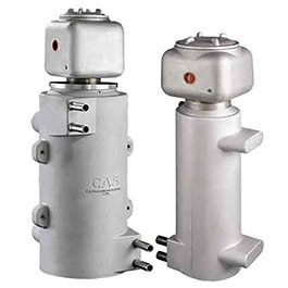 CAST X Circulation Heaters For Fuel Gas Conditioning