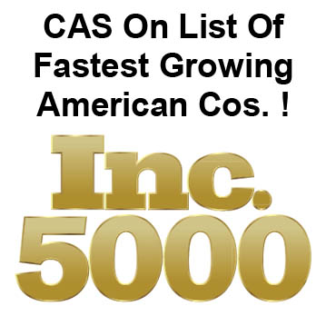 Cast Aluminum Solutions Wins Inc 5000 Award