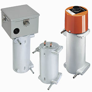 These CAST-X 1000 Circulation Heaters, manufactured by Cast Aluminum Solutions, are perfect for laboratory applications.