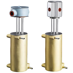 These CAST-X High Temperature 1000 Circulation Heaters are for sale by Cast Aluminum Solutions to customers worldwide.