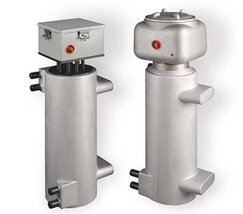 Here is the CAST-X 3000 circulation heater, which are a superior product when used as natural gas heaters, cryogenic heaters, and as food and pharmaceutical industry sterile heating units.