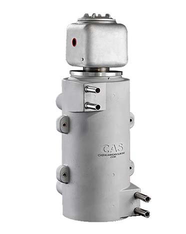 Product images for a CAST-X 4000 Circulation heater, for heating flammable gases and liquids, and sold by CAS in Batavia.