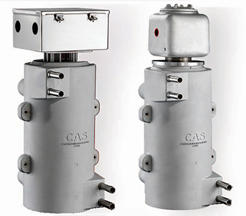 Product picture of CAST-X 4000 circulation heater models manufactured by Cast Aluminum Solutions