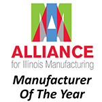 This newspaper article explains Cast Aluminum Solutions award for Manufacturing Company of the Year in the Chicago Tribune