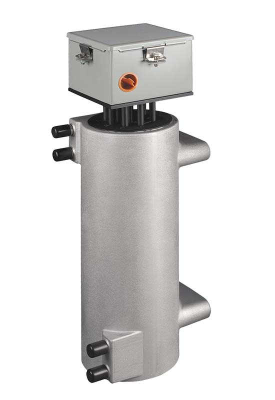 These CAST-X 3000 Circulation Heaters can be used as compressed natural gas heaters or as a standard inline high pressure heater for cryogenic gases because they are CE Certified.