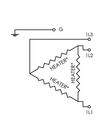 [WQZT_9871]  In Line Heaters - Heat Natural Gas, Pasteurize Dairy, and More | Delta 3 Phase Heater Wiring Diagram |  | Cast Aluminum Solutions