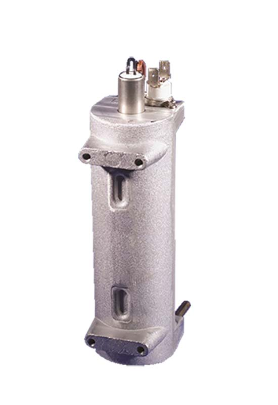 This CAST-X 500 may be used as an inline fuel or oil heating device because it is available with properly certified components.