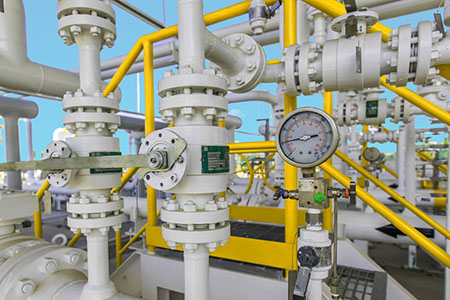 Fuel Gas Conditioning | Natural Gas Heating for Turbines & LNG