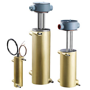 Here are CAST-X High Temperature Circulation Heaters, made of bronze by Cast Aluminum Solutions, and available for sale worldwide.