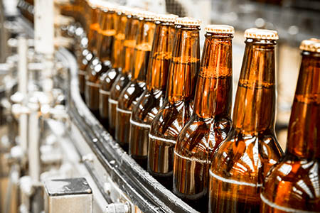 This explains how CAST-X Heaters warm nitrogen for beer bottling and wine sparging customers, as certified by Cast Aluminum Solutions LLC.