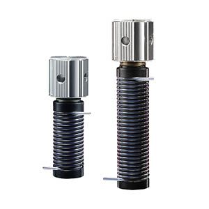 PUR-X Circulation Heaters are shown here with PFA tubes and Teflon surfaces for high purity gas heating and UHP solvent warming.