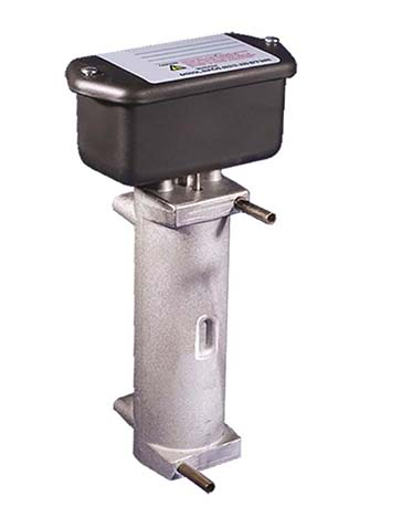 Detailed product images of CAST-X 500 inline fuel heater for sale by CAS to the diesel engine and natural gas markets.