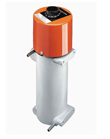 Detailed product pictures for CAST-X 1000 inline heating devices for oils and diesel systems requiring isolated fluid paths.