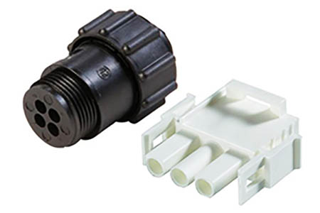 These power connectors are used on industrial heaters manufactured by CAS in the Rapid Fabrication program.