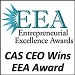 Cast Aluminum Solutions wins excellence award for manufacturing aluminum heaters.